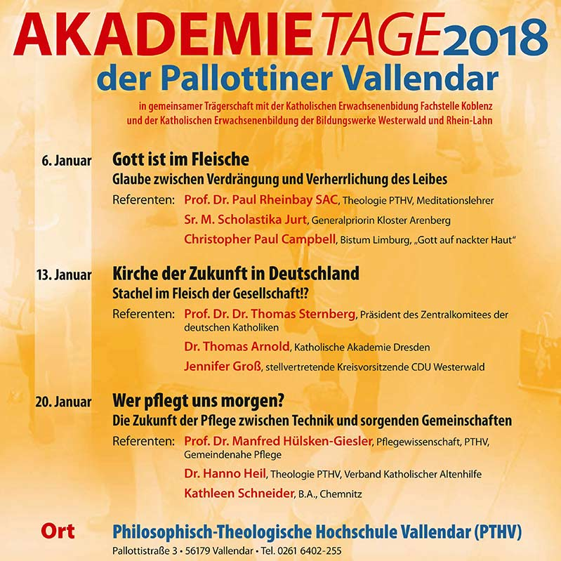 Poster 43. Akademietage PTHV