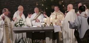 Abschiedsgottesdienst in Christ König