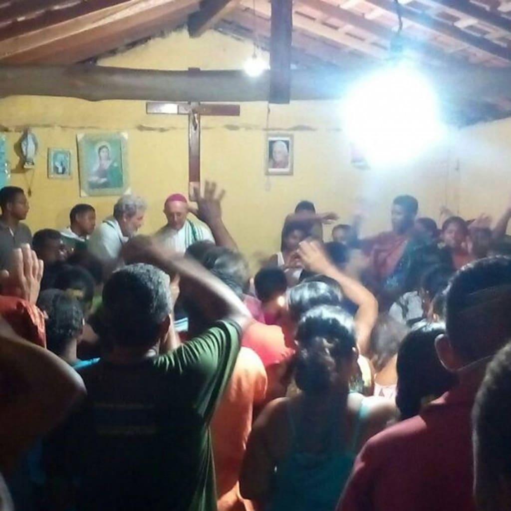Gottesdienst Brasilien