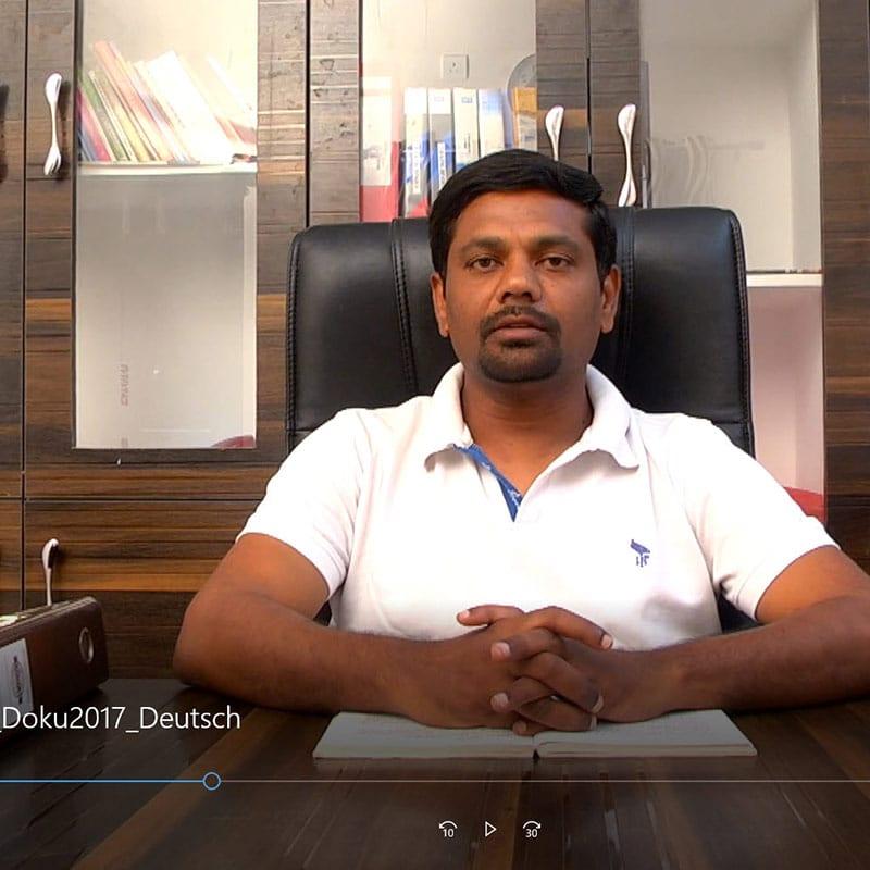 Film über das Straßenkinderprojekt der Pallottiner in Hyderabad