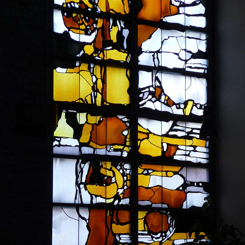 Fenster König pfarrei könig mülheim pallottiner fenster pallottiner