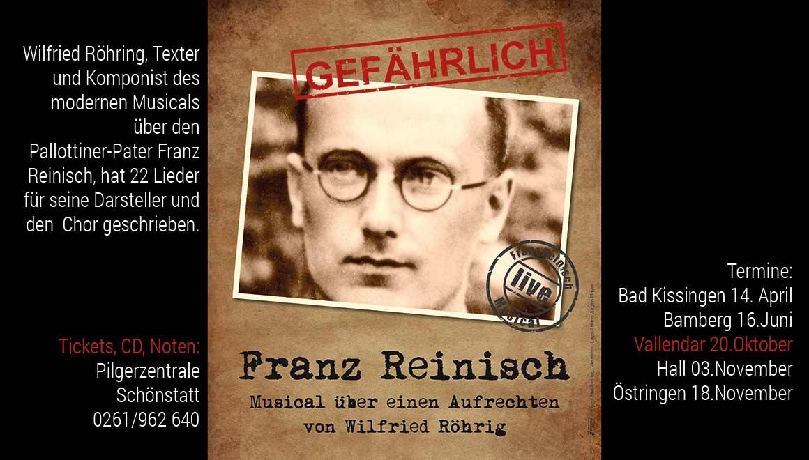 Franz Reinisch Musical