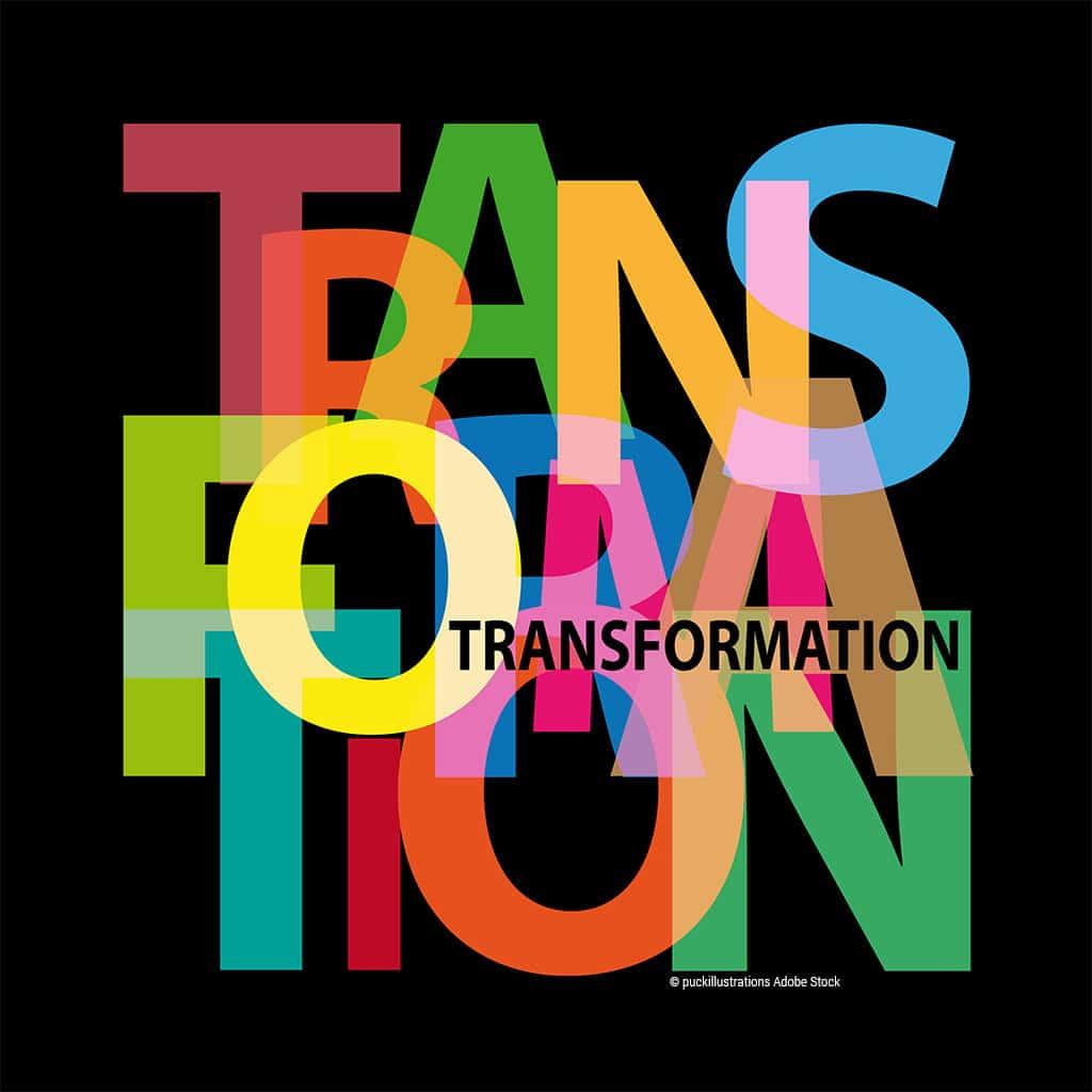 Offen für Transformation