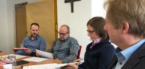 Bericht der Provinzkanzlei Nord in Limburg
