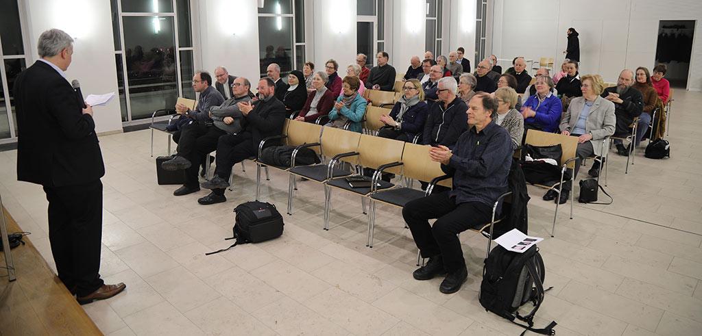 Akademieabend in Würzburg
