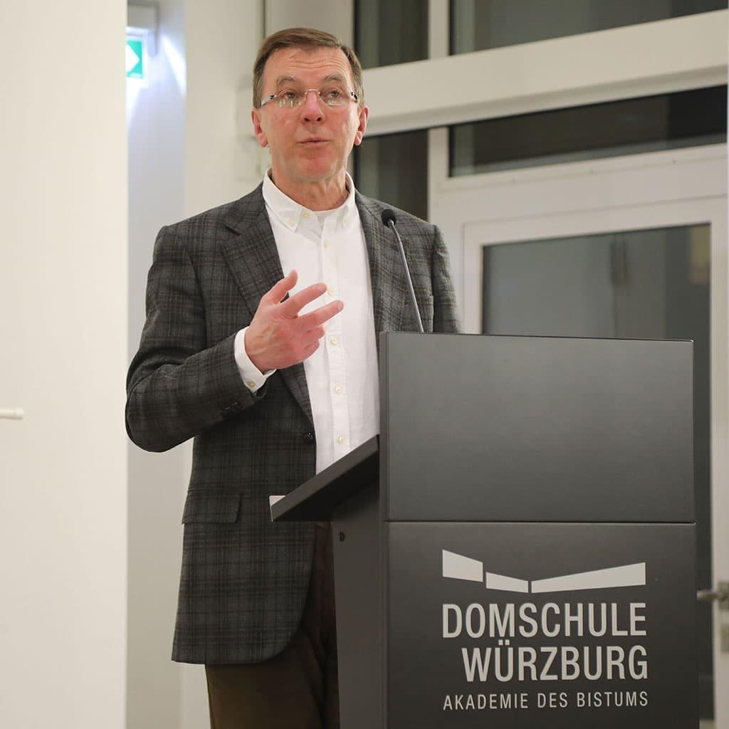 Moraltheologe Prof. Schockenhoff