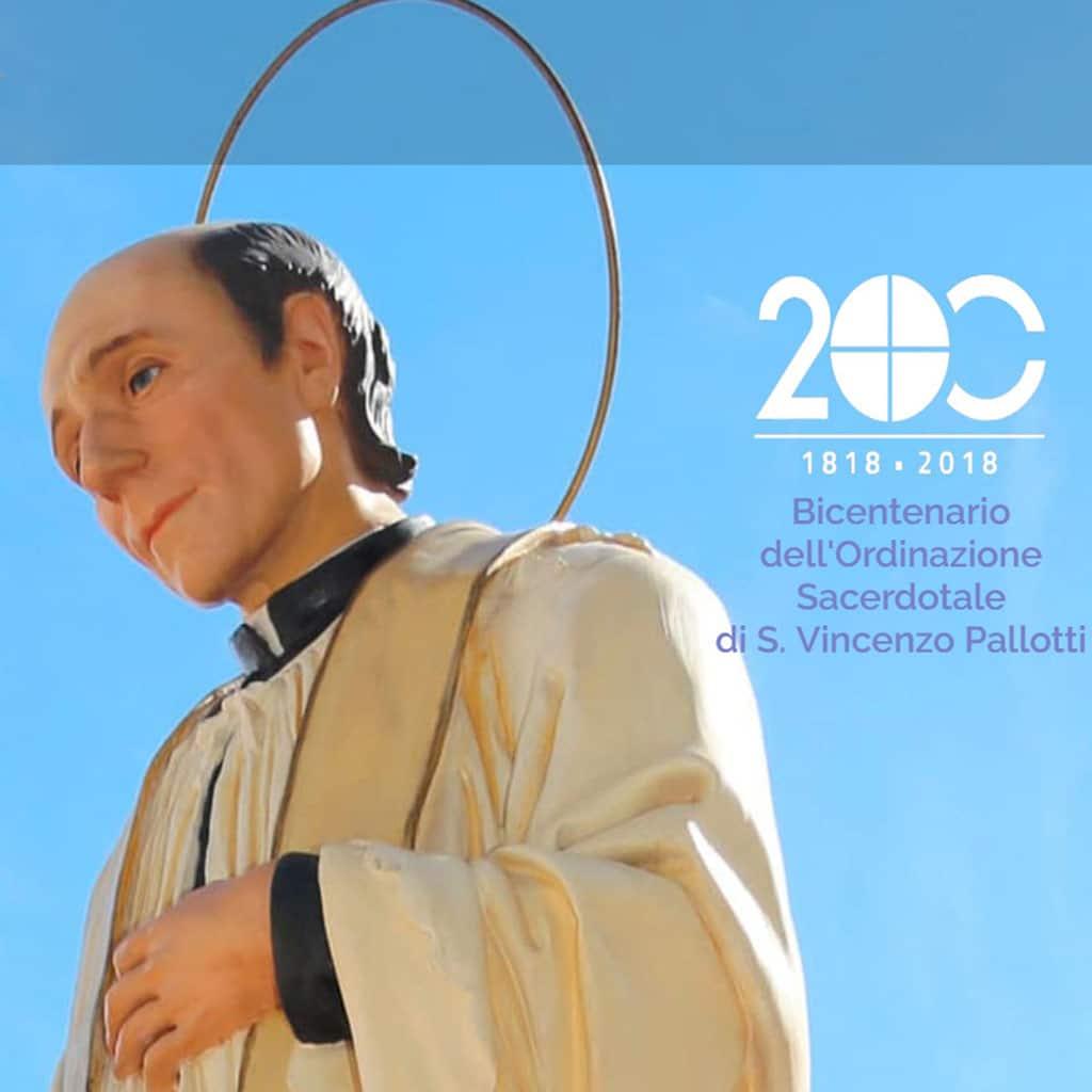 Bicentenario dell'Ordinazione di S. Vincenzo Pallotti