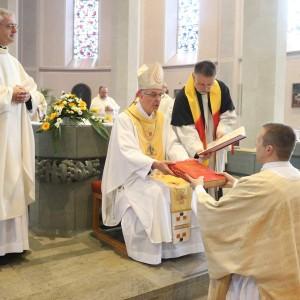 Diakonenweihe in Vallendar