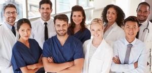 Pflegefachkräfte & Mediziner als Team