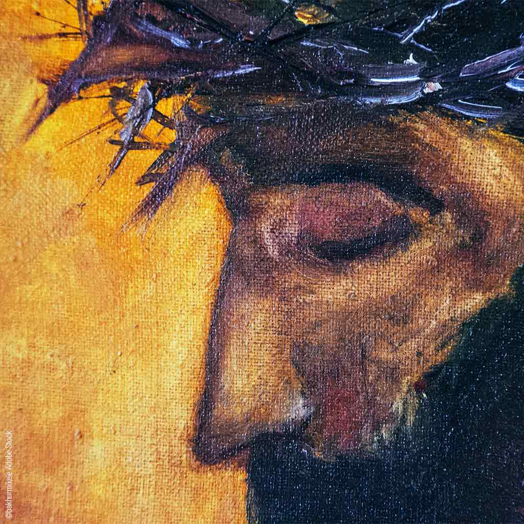 Sei hier zugegen - Jesus von Nazareth nacherzählt