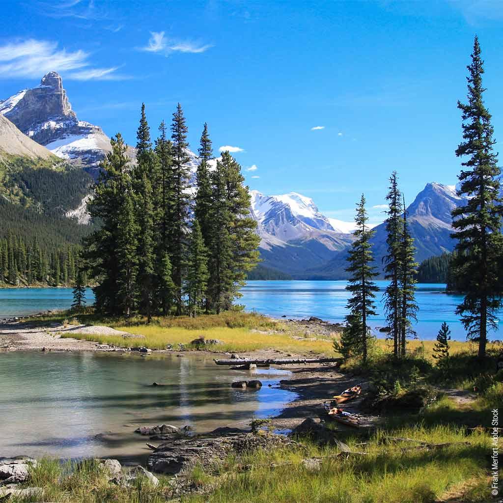 Überleben in der Weite Kanadas