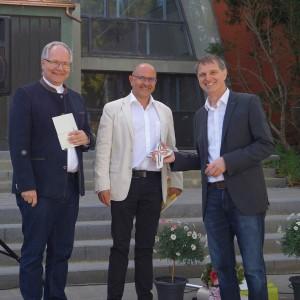 Geschenk der Pallottiner für den Jugendhof in Lennestadt