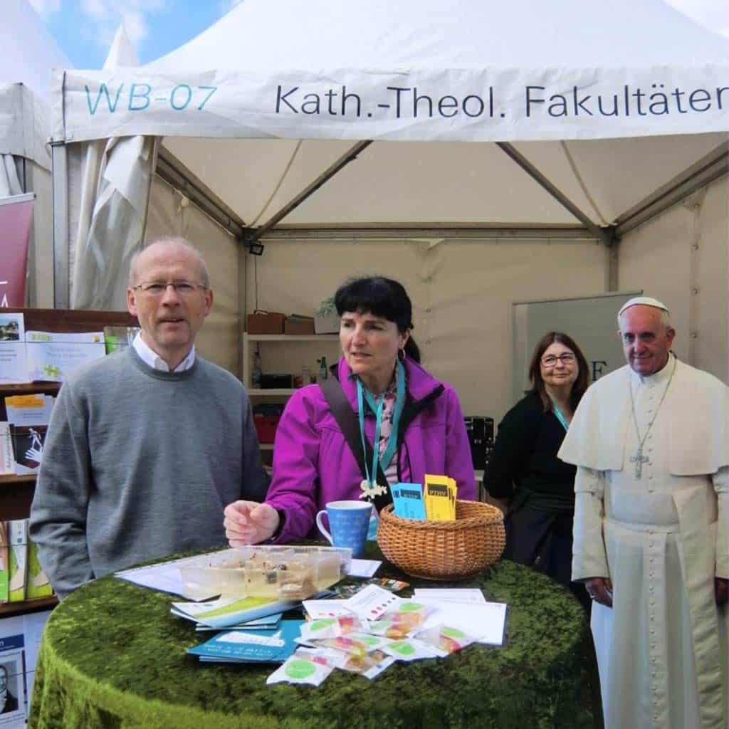 PTHV am Stand beim Katholikentag 2018