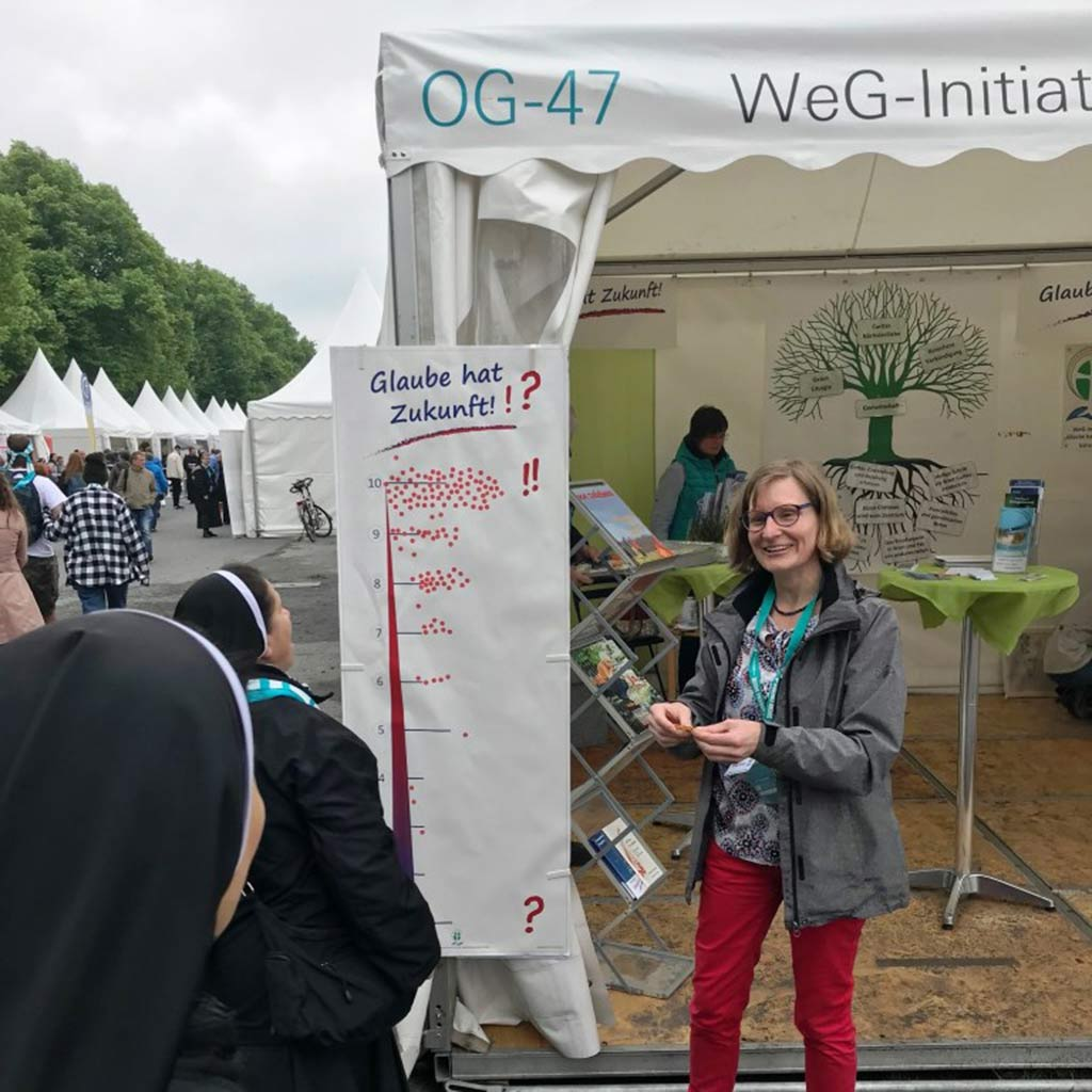 Stand der WeG-Initiative