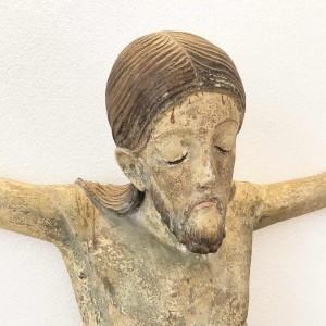 Jesus Christus im Meditationsraum