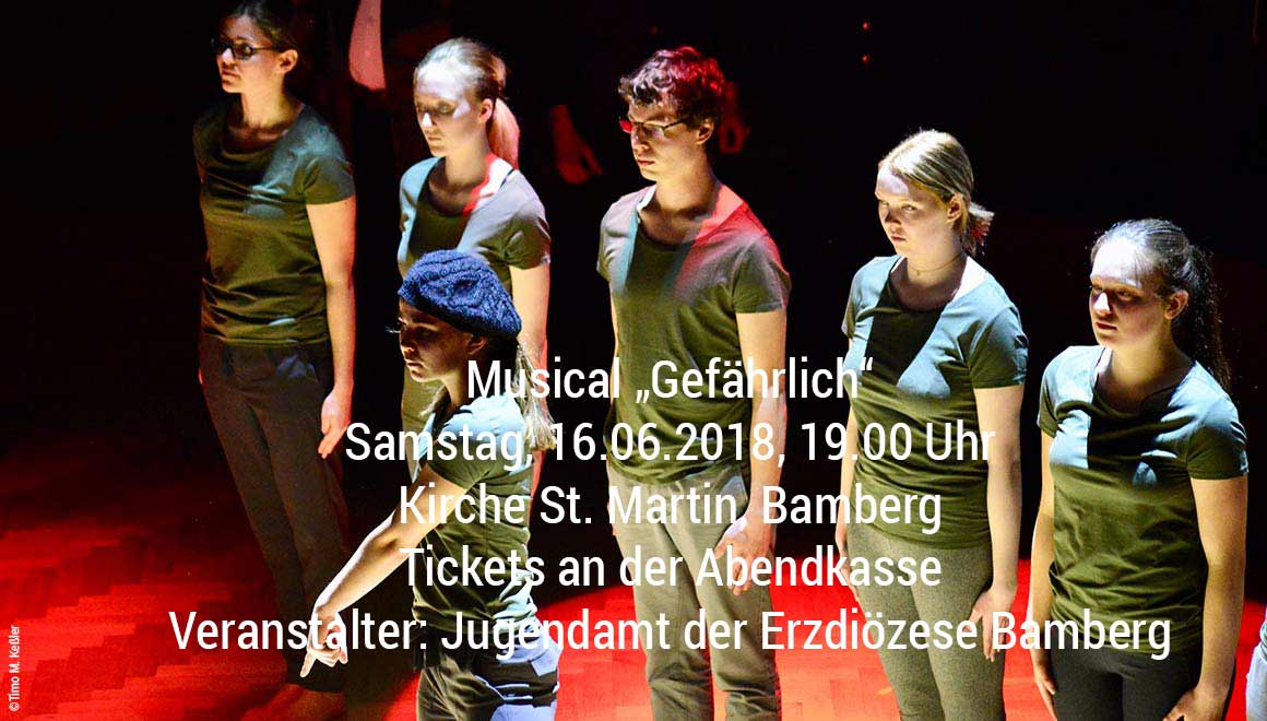 Einladung nach Bamberg zum Reinisch-Musical