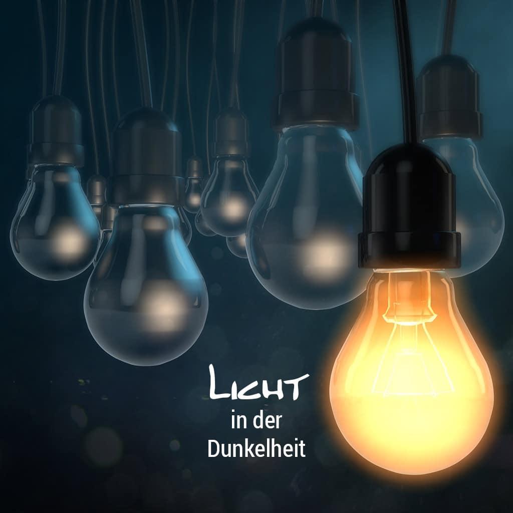 Mehr Licht in der Dunkelheit