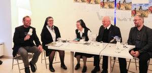 Pressegespräch der österreichischen Orden