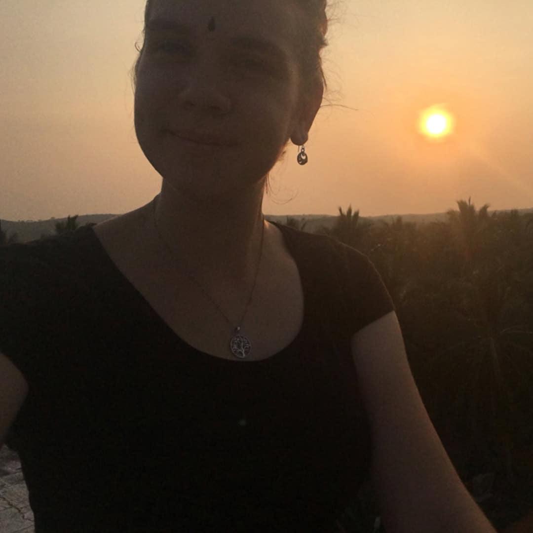 Bettina Salger - Missionarin auf Zeit in Indien