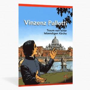 Vinzenz Pallotti Comic
