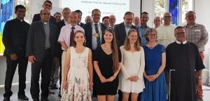 Absolventen und Kollegium der PTHV 2018