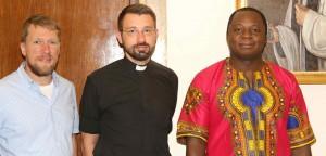 Mitglieder Sekretariat des Apostolates Rom