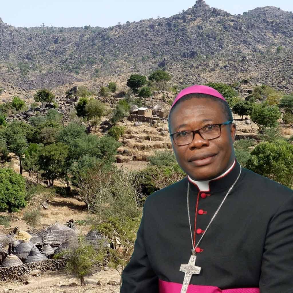 Mgr. Bruno Ateba, SAC - EVEQUE DE MAROUA - MAKOLO