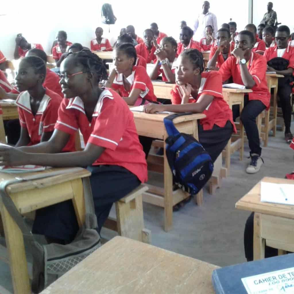 Bildung statt Armut