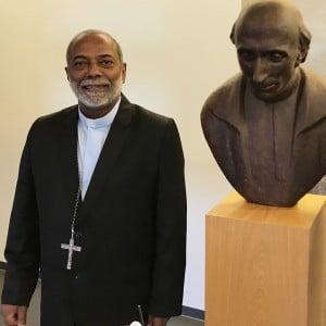 Bischof Thomas Thennat - Bistum Gwalior im Norden Indiens