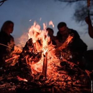 Geschichten erzählen - am Lagerfeuer