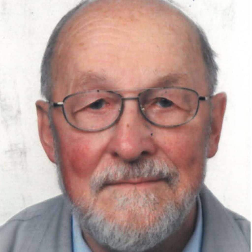 Pater Gerhard Nowoisky SAC