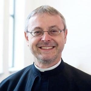 Provinzial Pater Helmut Scharler SAC