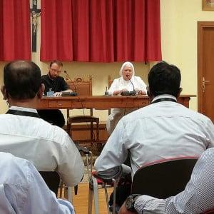Gedankenaustausch der Pallottinerinnen und Pallottiner in Rom