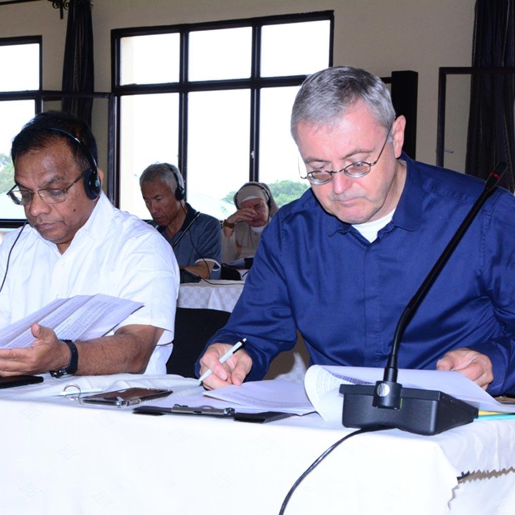 Weltkongress der Pallottiner in Kigali