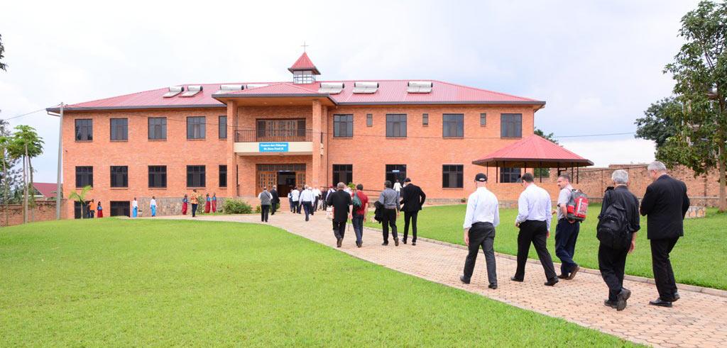 Kongress der Pallottiner in Kigali, Ruanda