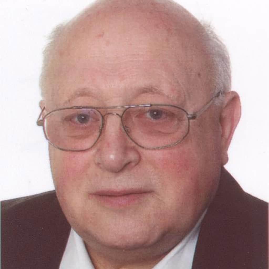 Pater Ludwig Baron SAC