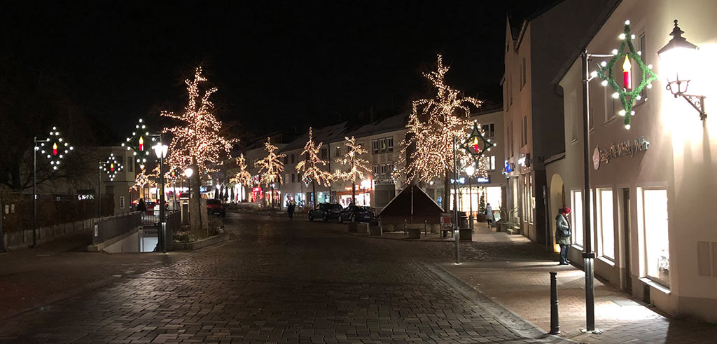 Friedberg im Advent