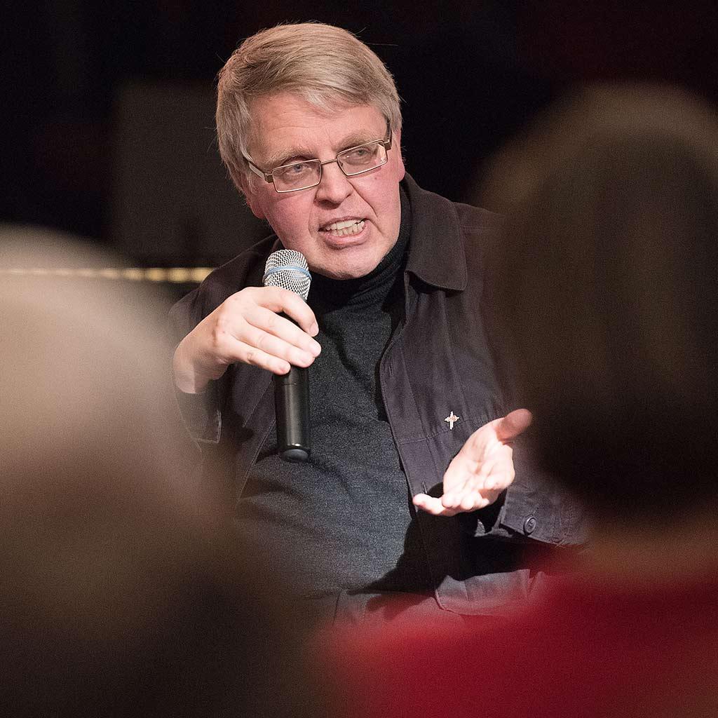 Prof. Pater Paul Rheinbay SAC