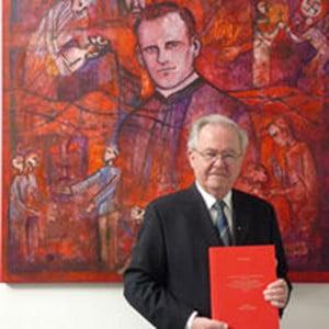 Pater Prof. em. Manfred Probst SAC