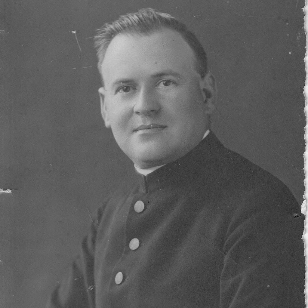 Pater Richard Henkes 1936
