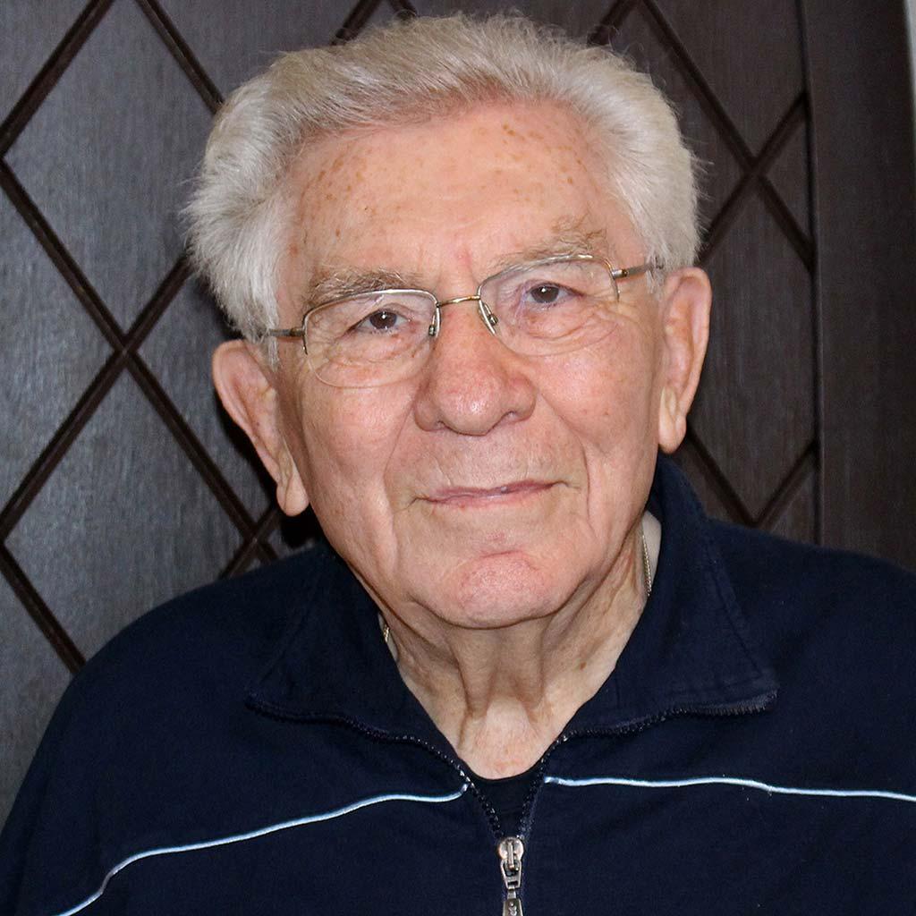 Pater Gottfried Seifert SAC