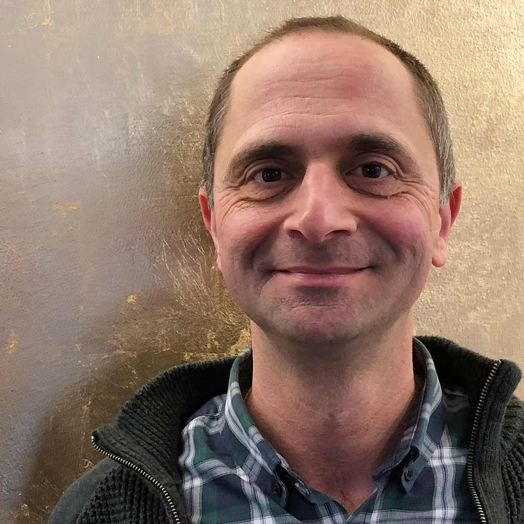 Exerzitienbegleiter: Pater Jochen Ruiner SAC