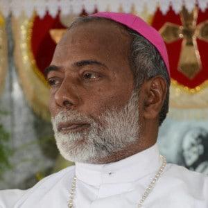 Totenbrief - Bischof Thomas Thennatt SAC