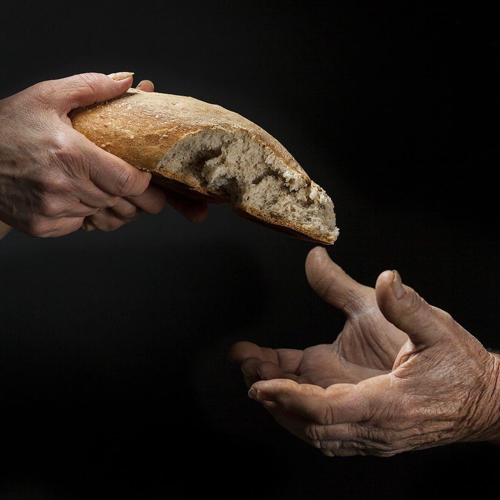 Brot teilen!