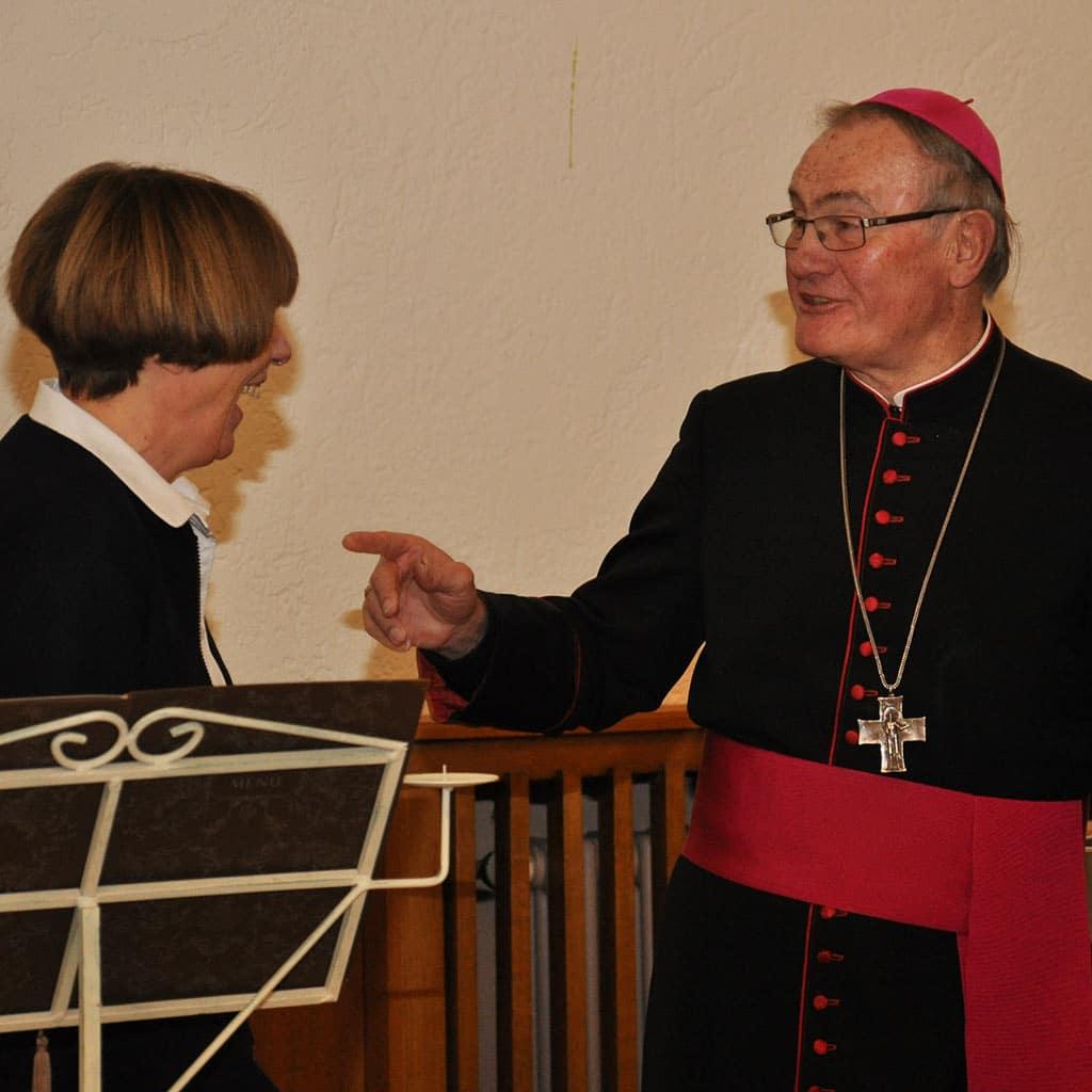 Weihbischof Bernhard Haßlberger