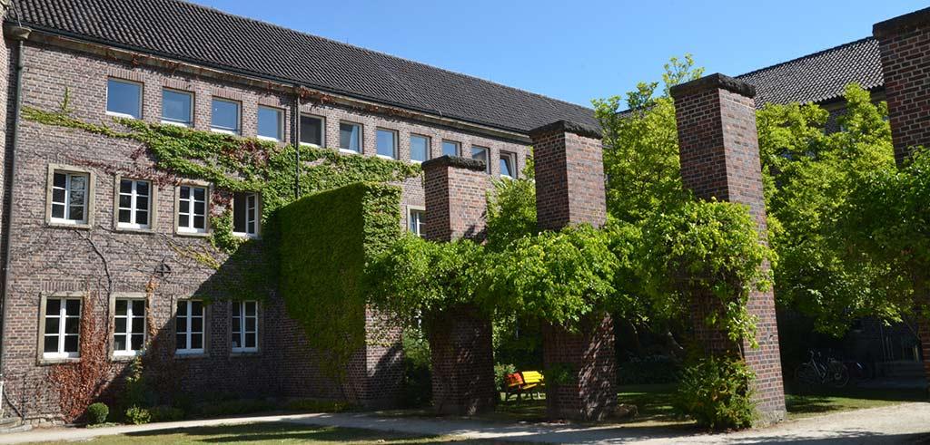 Das Pallotti Haus in Freising (Bayern)