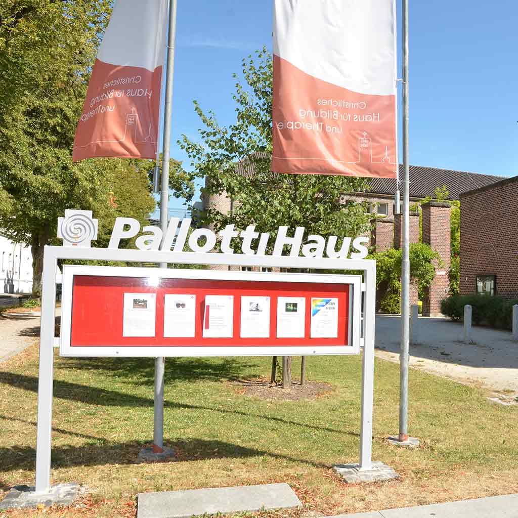 Pallotti-Haus Freising der Pallottiner