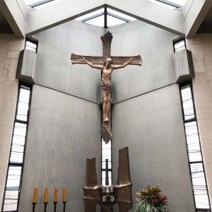 Kirche der Pallottiner auf dem Hersberg
