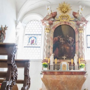 Schlosskapelle Hersberg der Pallottiner