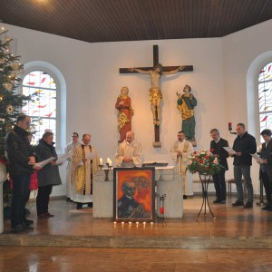 Pallottifest im Apostolatshaus der Pallottiner in Hofstetten (Bayerischer Wald)